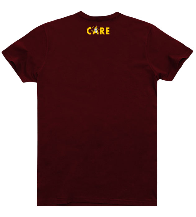Adopt T-Shirt (Maroon)