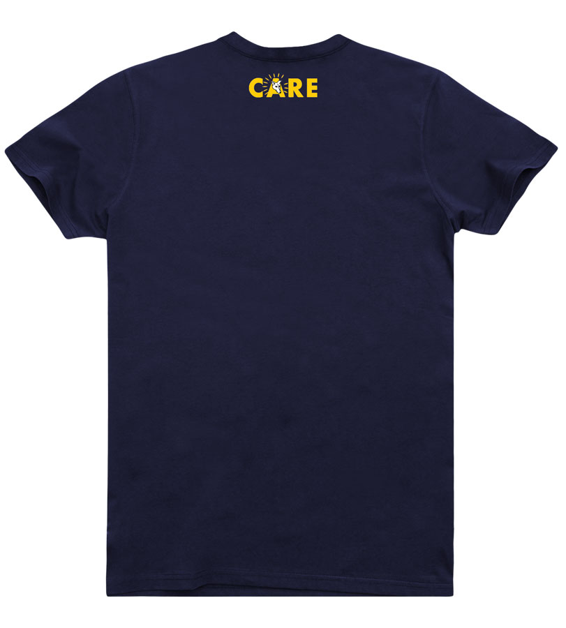 Adopt T-Shirt (Navy Blue)