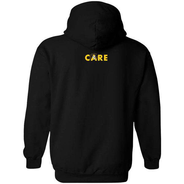 CARE Hoodie (Black)