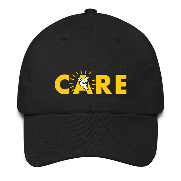 CARE Cap (Black)