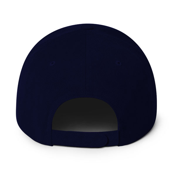 CARE Cap (Navy Blue)
