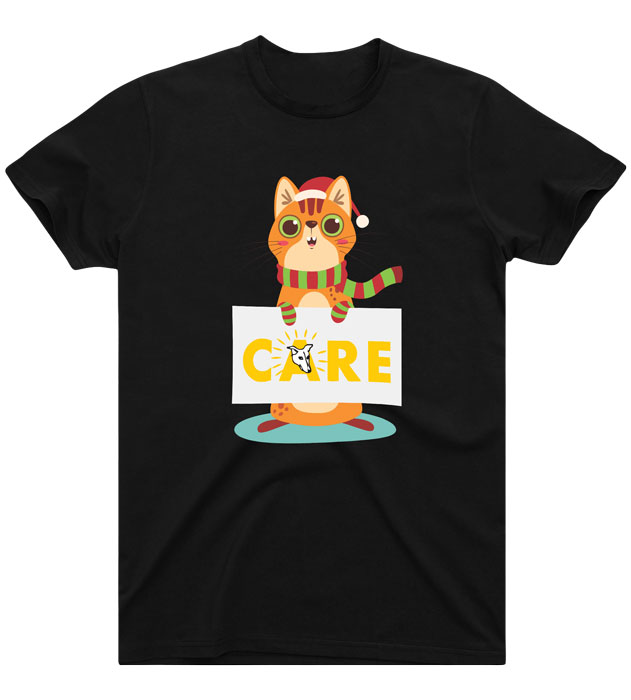 Mr. Mittens T-Shirt