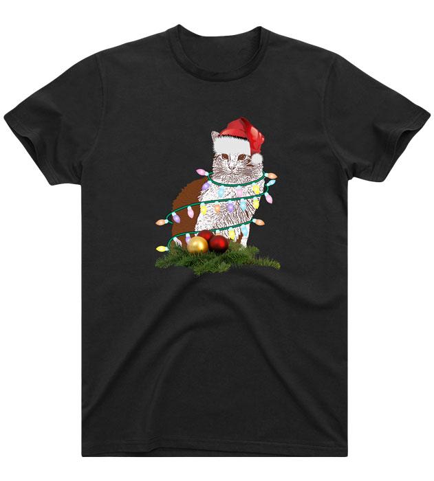 Simon says 'Let's Christmas' T-Shirt