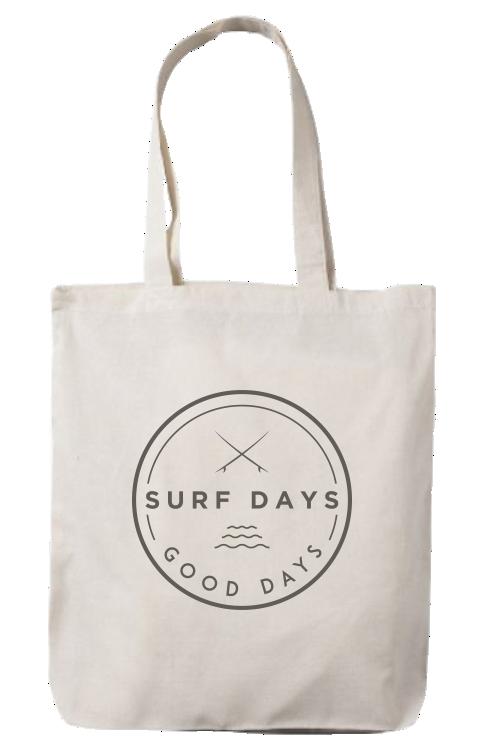 Surf days Tote bag