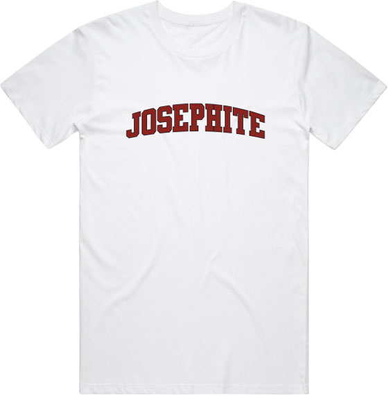 Josephite Round Neck T-shirt Two Colour