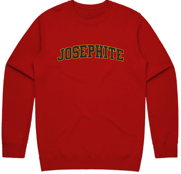 Josephite Sweatshirt Two Colour