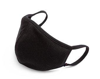 Stay Pawsitive Cotton Reusable Mask