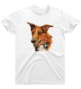 Charlie T- Shirt (White)
