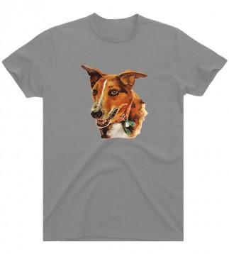 Charlie T- Shirt (Grey)