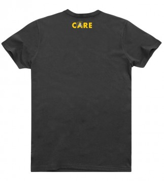 CARE T-Shirt (Charcoal Grey)