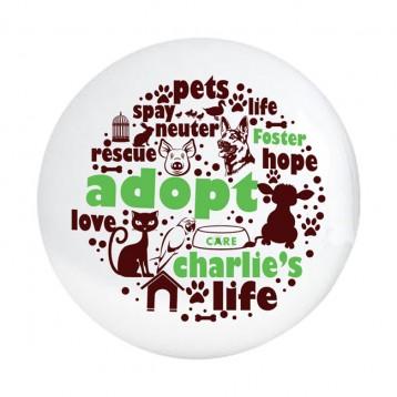Adopt Badge