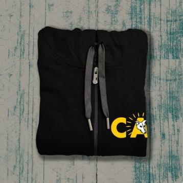 ADOPT Zipper (Black)