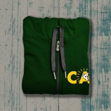 ADOPT Zipper (Bottle Green)