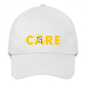 CARE Cap (White)