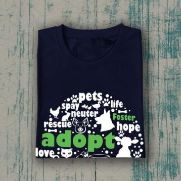 Adopt Hoodie