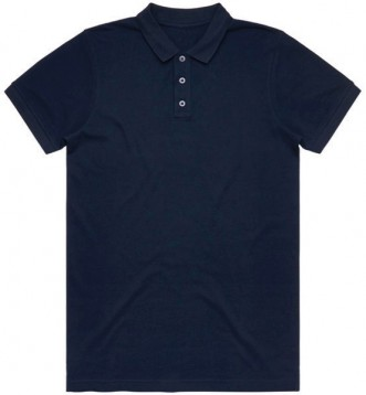 Pure Cotton Collared T-Shirt