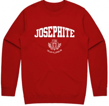 Josephite Sweatshirt With Logo