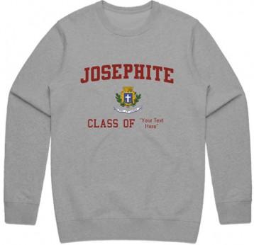 Josephite Sweatshirt With Customizable Class Year
