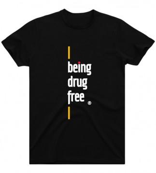 Being Drug Free T-shirt 2