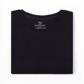 NorthMist Crew Neck Organic T-Shirt