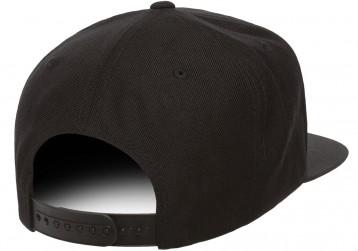 Premium Snapback Flat Peak Cap
