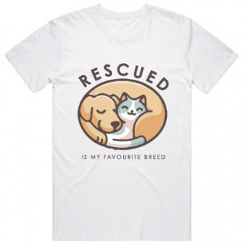 Rescued is my Favourite Breed Pack